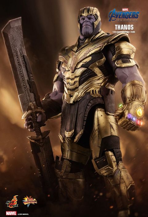 120c30b7f Thanos' new Avengers: Endgame weapon has been revealed