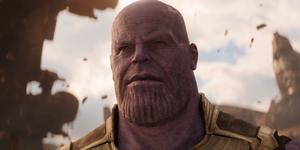 Avengers Endgame Thanos Ant-Man butt