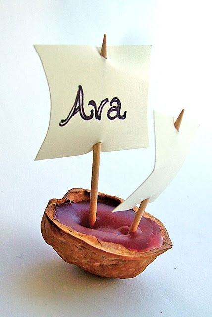 thanksgiving place cards mayflower