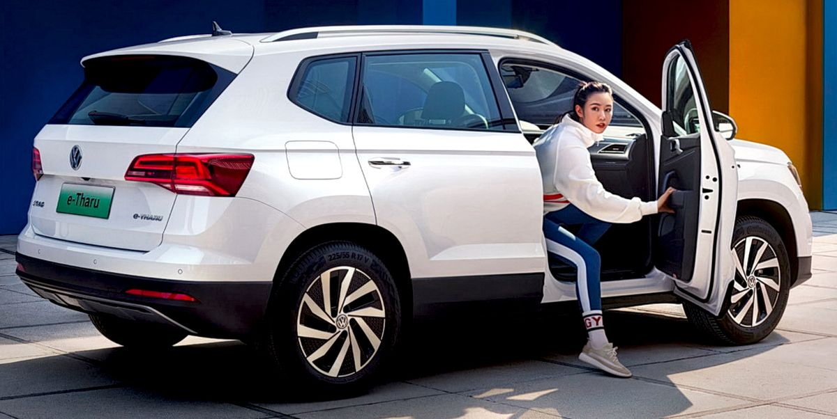 The VW e-Tharu Turns a Small SUV into an EV, but Is It for Us?