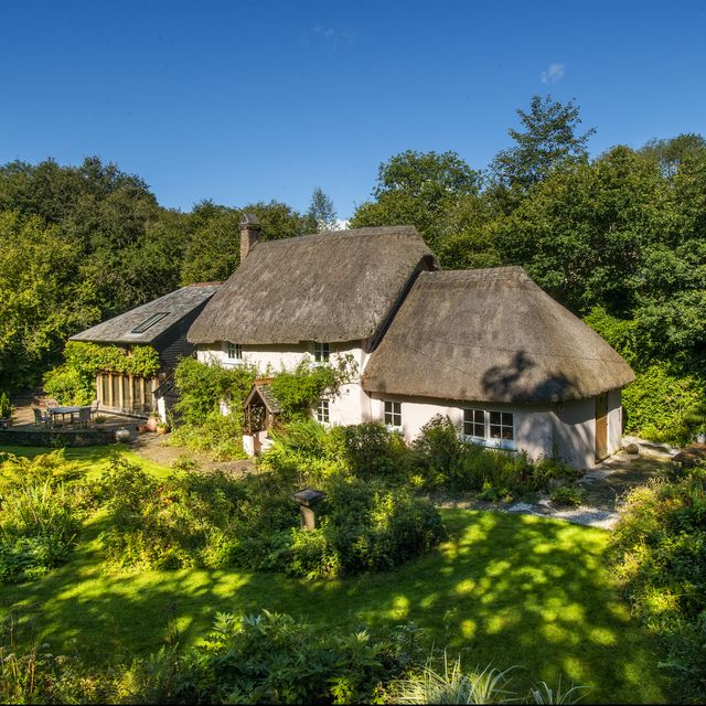 thatched cottage for sale in dolton, winkleigh, devon