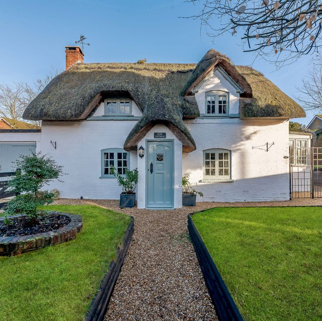 pretty period cottage with characterful features for sale in little london, hampshire