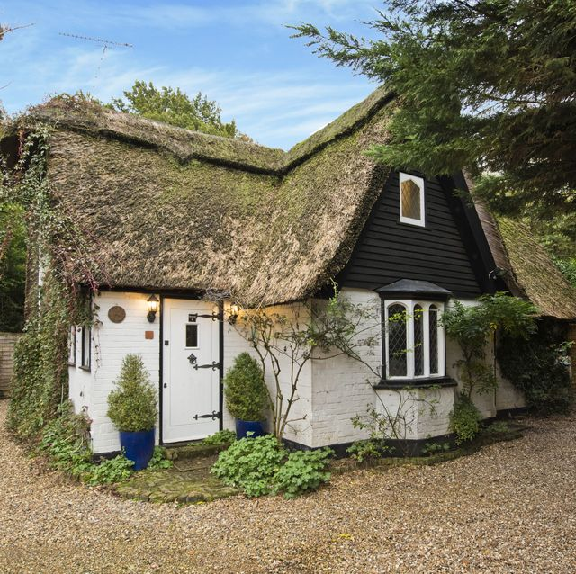 thatched cottage for sale in esher, surrey