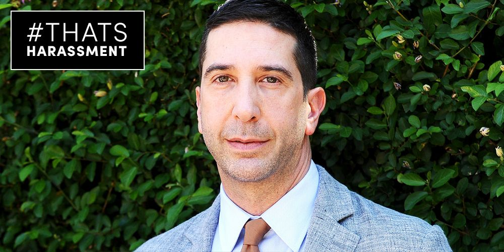 6 Reveals From David Schwimmer's Panel on Sexual Harassment
