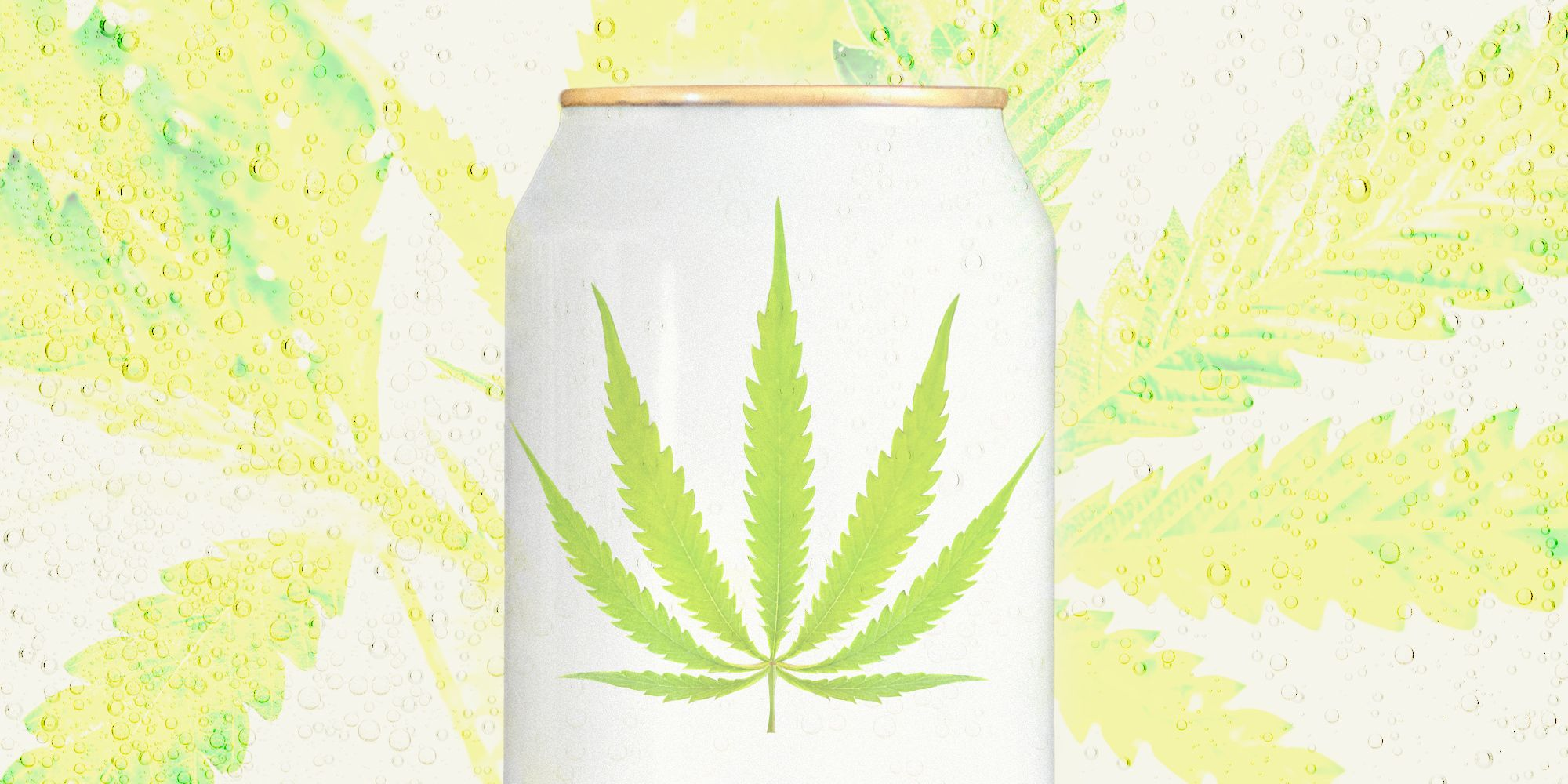 The Buzz-Making, Hangover-Free Promise of Weed Drinks