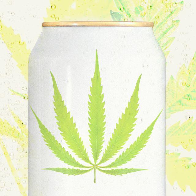 weed beverages
