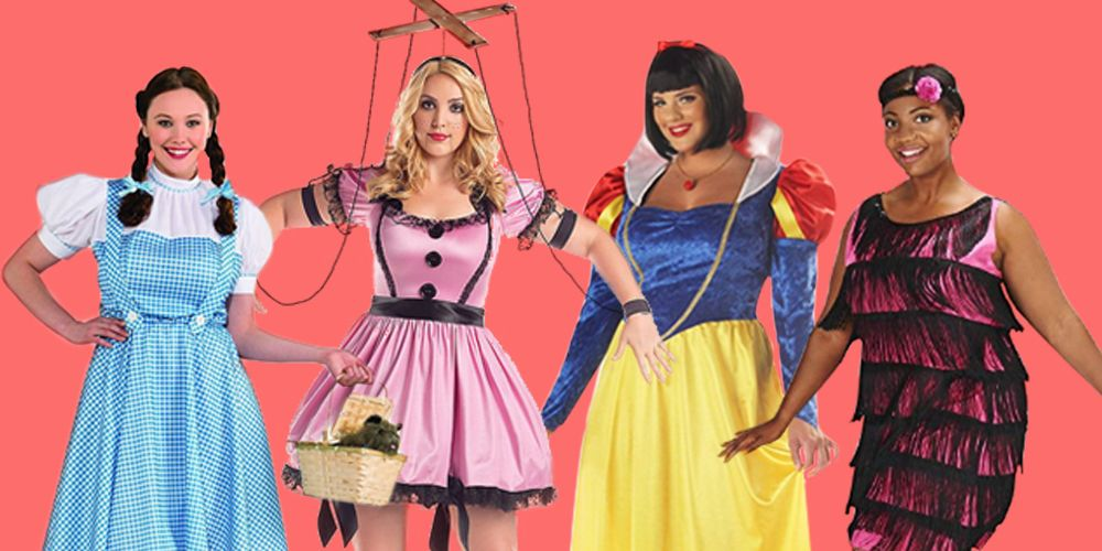 20 Best Plus Size Halloween Costume Ideas for 2018   Sexy Plus