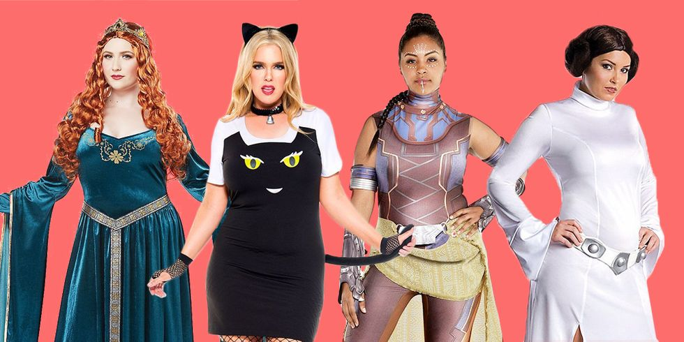 The 30 Best Plus-Size Halloween Costumes