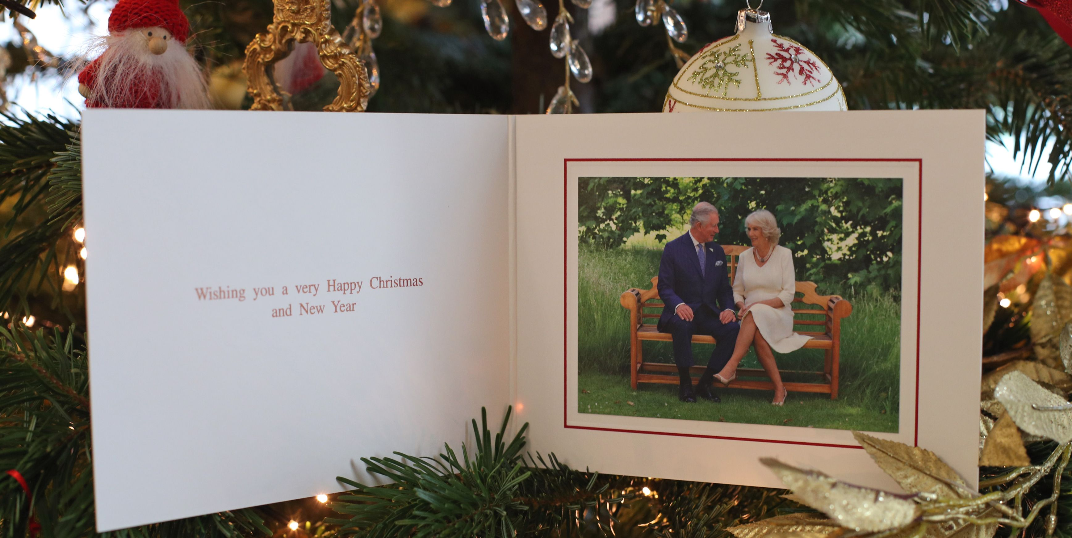 BRITAIN-ROYALS-CHRISTMAS