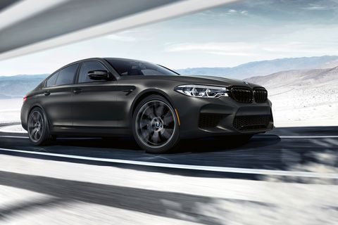 The 2020 Bmw M5 Edition 35 Years Is A Subtle Tribute