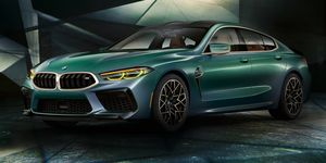 2020 BMW M8 Gran Coupe First Edition