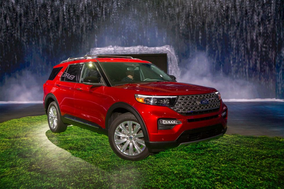 Your Guide to Ford Explorer Grilles