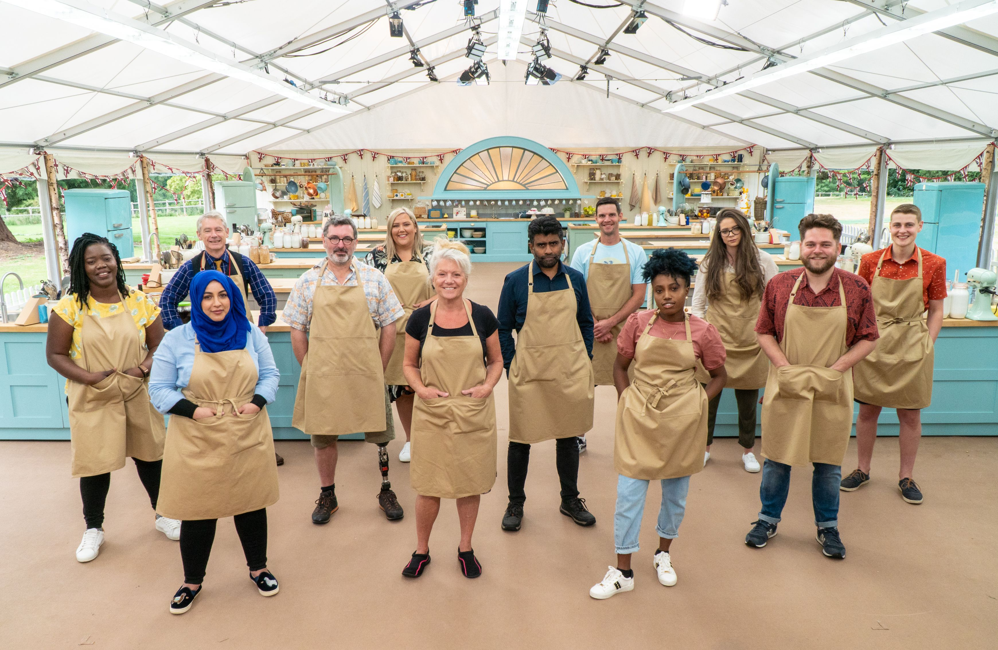 The Great British Baking Show' Cast 2020 | Meet the Bakers of Season 11
