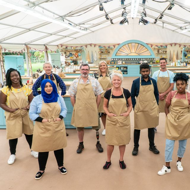 great british bake off bakers