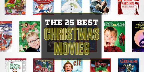 25 Best Christmas Movies Holiday Movies