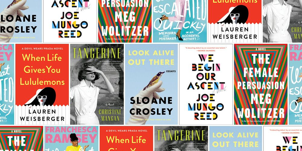 The 25 Best New Books For Summer 2018 Beach Reads