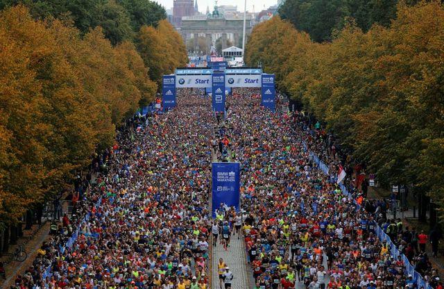 todo lo que debes saber sobre el maratón de berlín