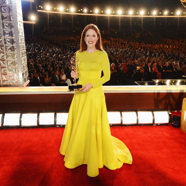 ABC's Coverage Of The 64th Primetime Emmy Awards