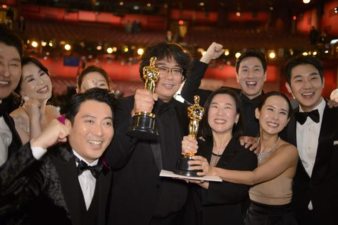ABC's Coverage Of The 92nd Annual Academy Awards - Backstage
