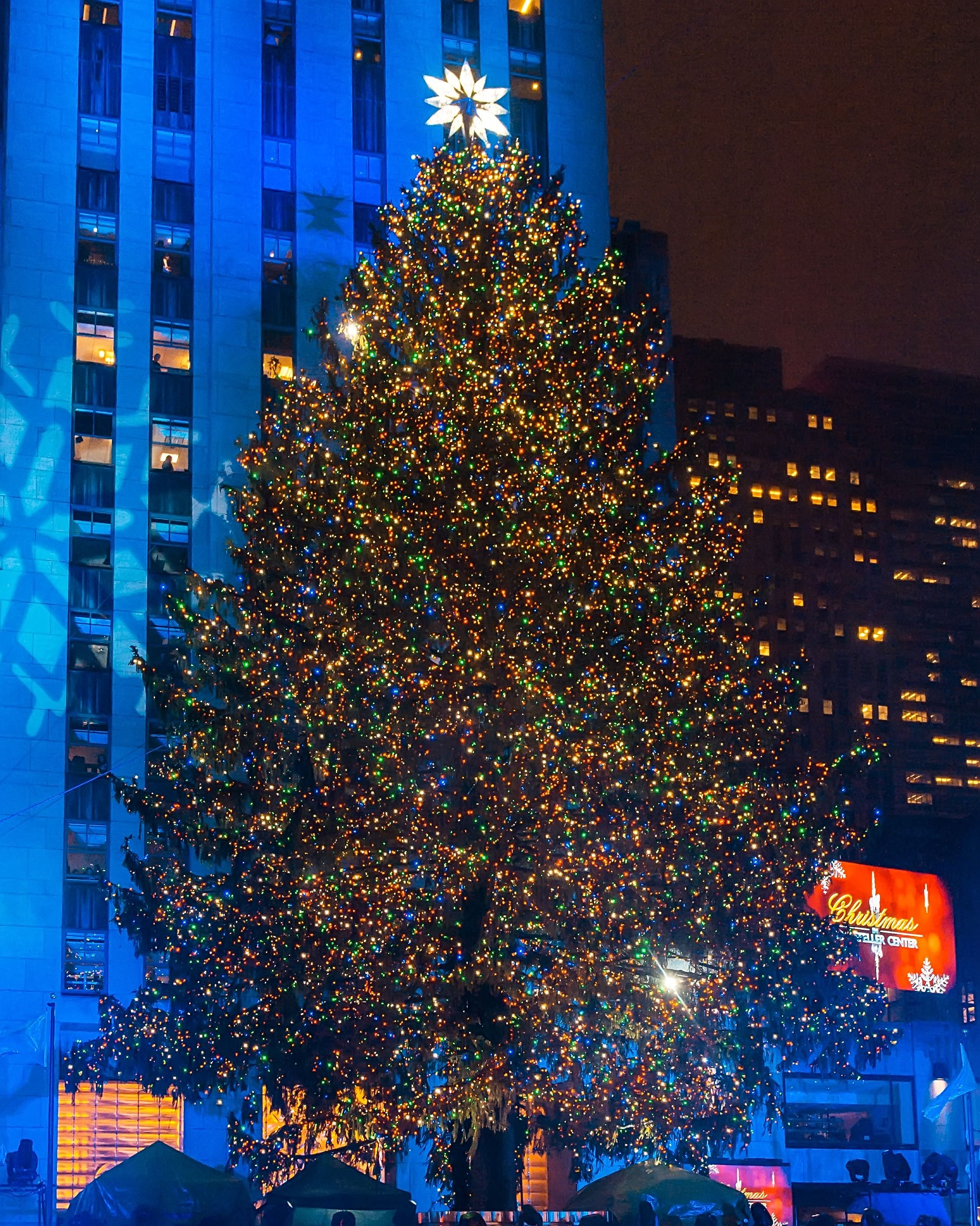 84th Rockefeller Center Christmas Tree Lighting