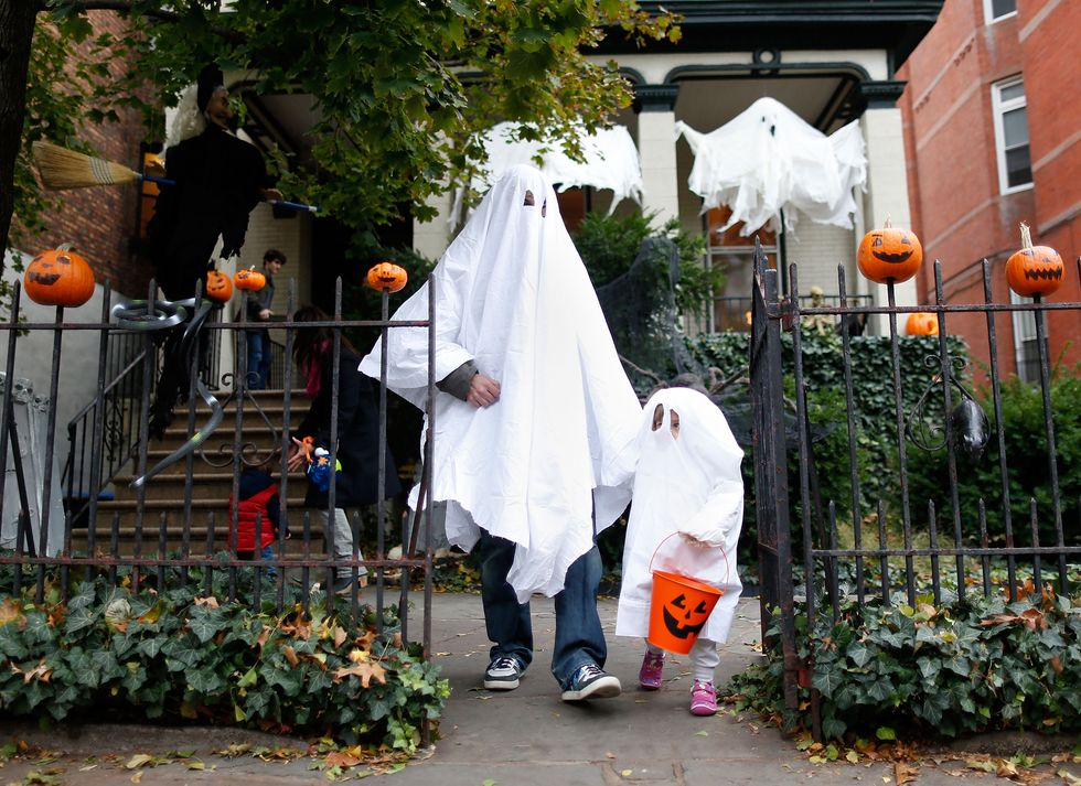 What Time Does Trick-or-Treating Start This Year?
