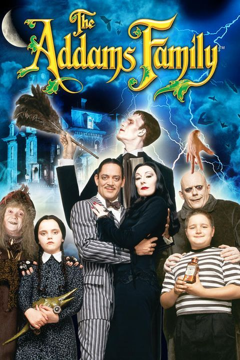Halloween Movies on Netflix The Addams Family - Best Halloween Movies on Hulu