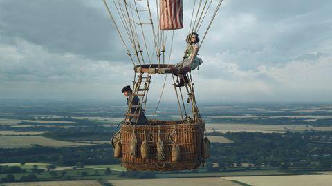 Hot air ballooning, Hot air balloon, Sky, Vehicle, Air sports, Aerostat,