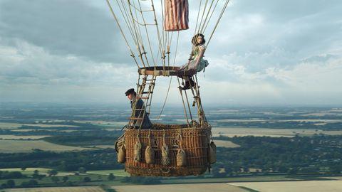 車庫娛樂《熱氣球飛行家 The Aeronauts》
