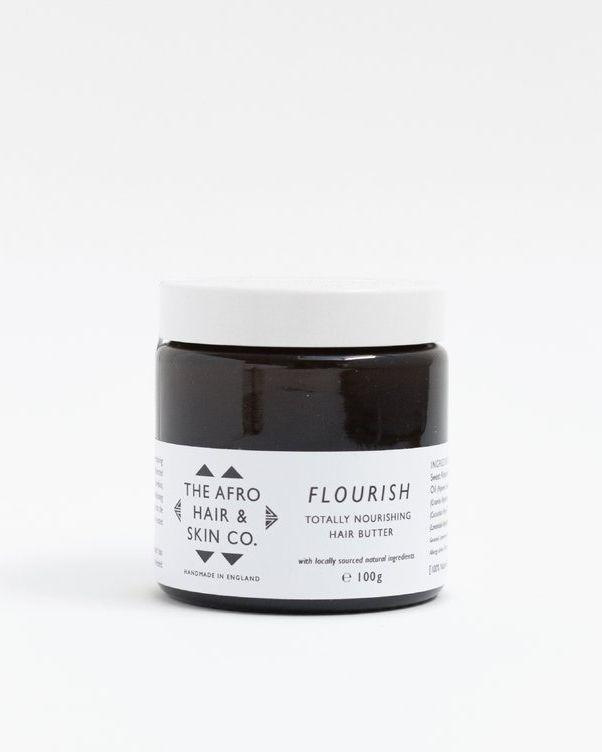 The Afro Hair & Skin Co. Flourish Totally Nourishing Hair Butter