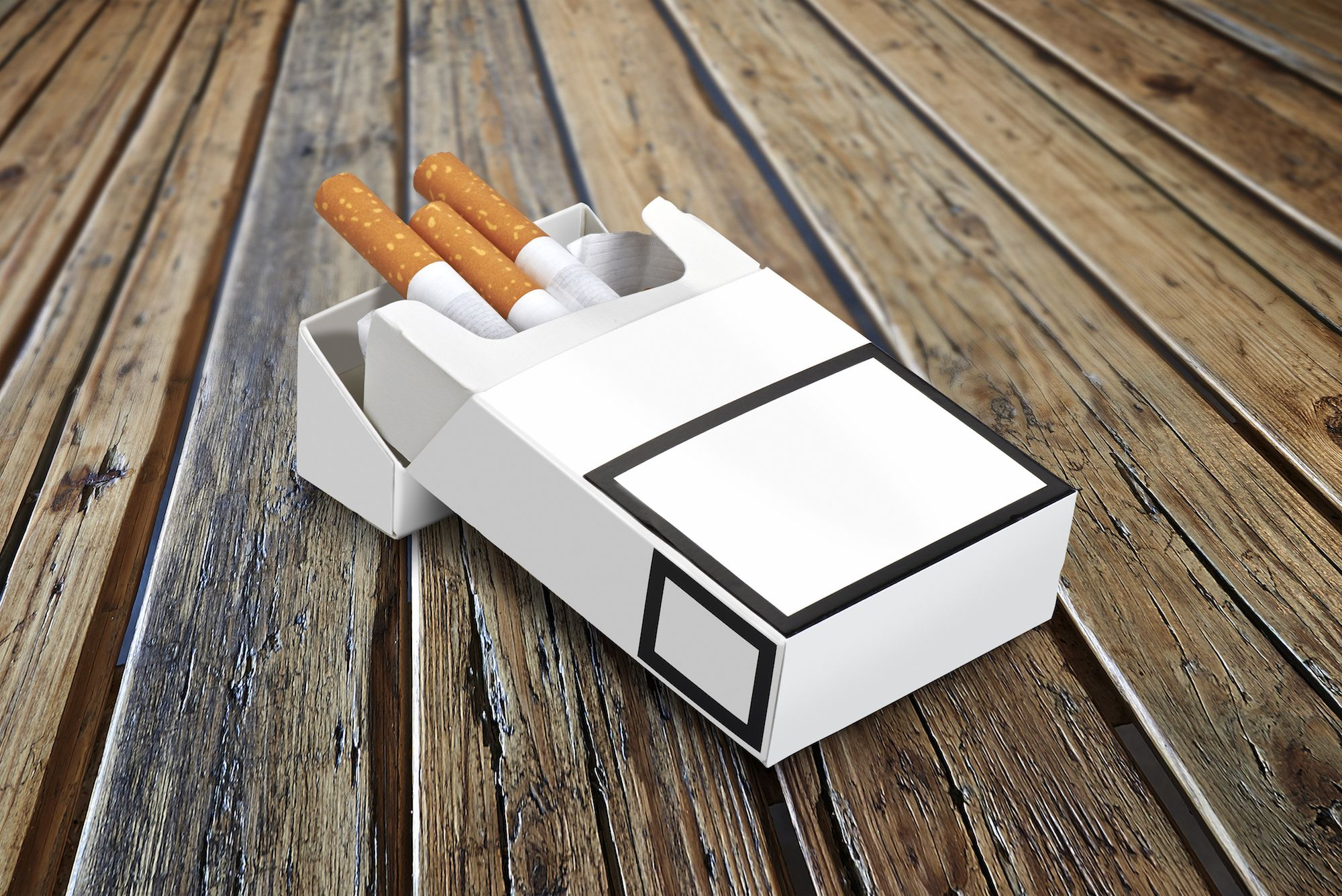 The age at which you can buy cigarettes could be raised