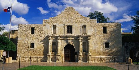 the oldest building in all 50 states