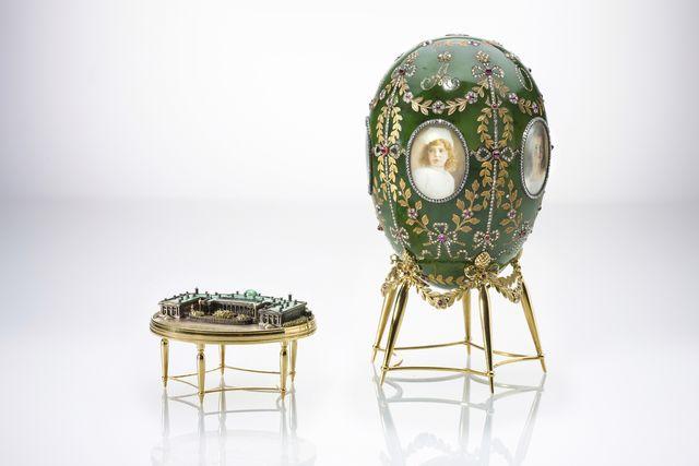 the alexander palace egg