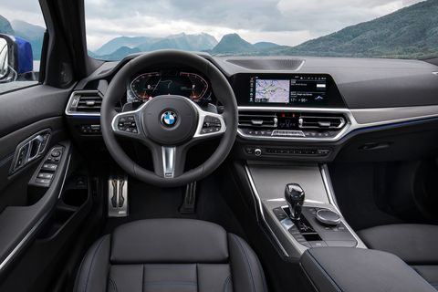 All New 2019 Bmw 3 Series Revealed New 3 Series Pictures Hp