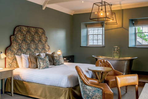 boutique hotels under £100
