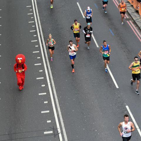 training back-to-back marathons