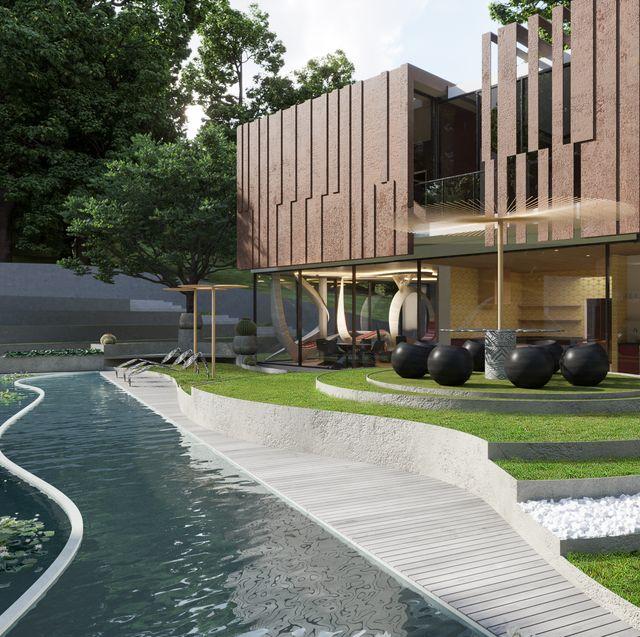 badg obsidian concept house