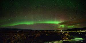 ICELAND-ASTRONOMY-AURORA BOREALIS