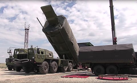 Russian Defence Ministry testing new strategic weapon systems
