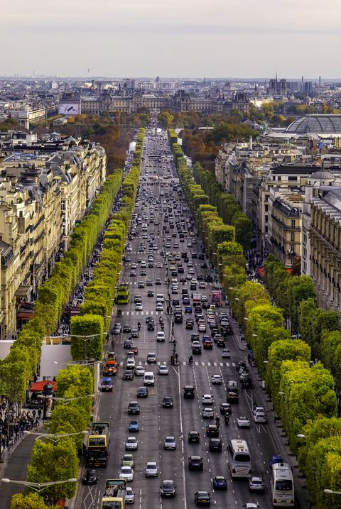 Places to visit in France - Champs-Élysées, France