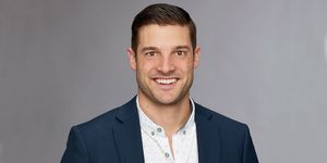 Garrett Yrigoyen on the Bachelorette