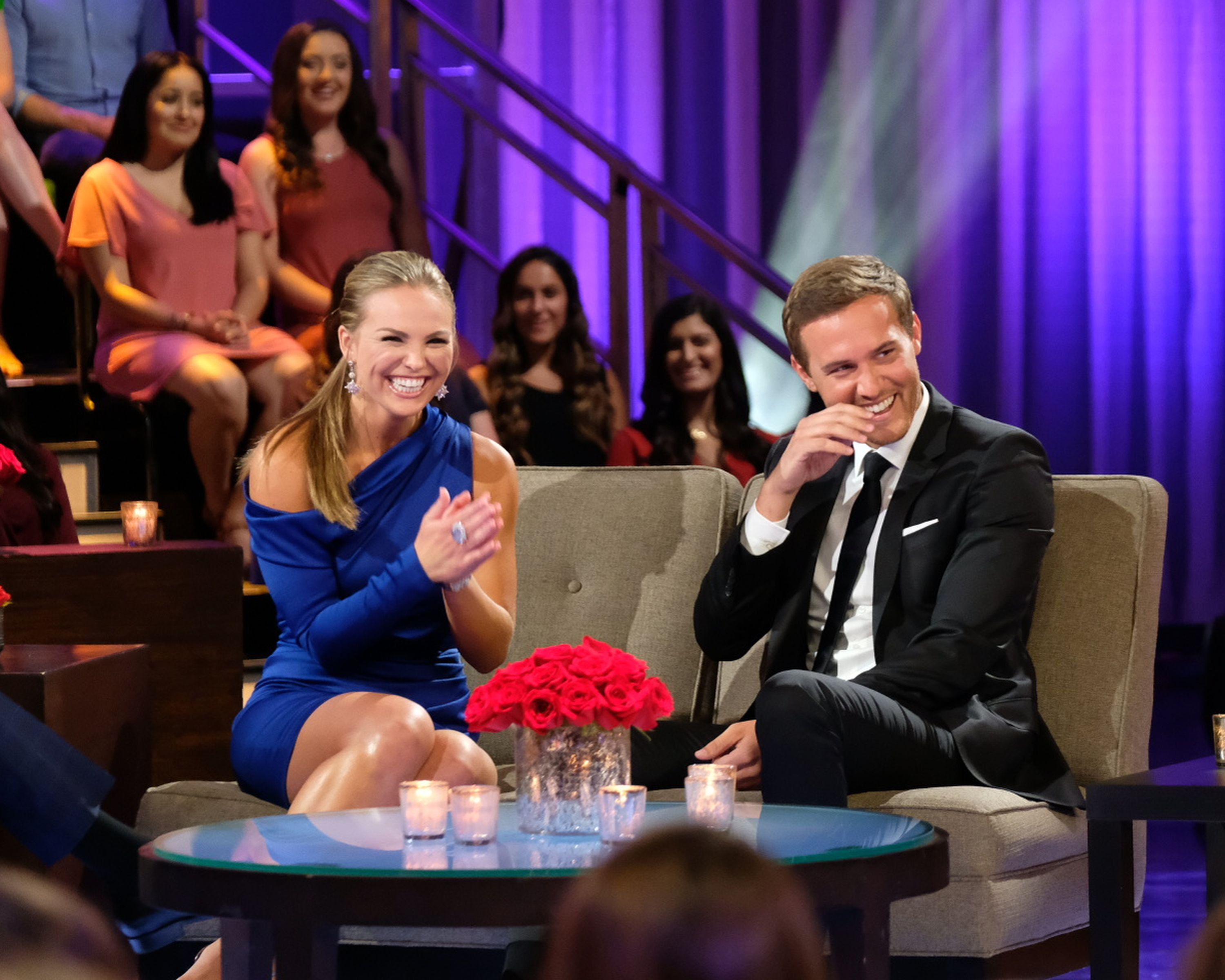 """Bachelor Peter Weber Was """"Frustrated"""" When Hannah Brown Crashed His Group Date"""