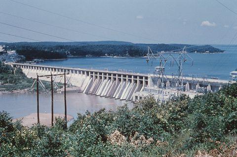 Bagnell Dam, Missouri