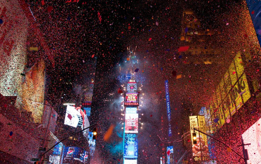 How To Watch The Ball Drop On Nye Without Cable
