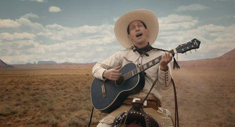 The Coen Brothers Netflix Series 'The Ballad Of Buster Scruggs' Is Getting Rave Reviews