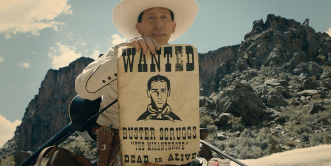 The Ballad of Buster Scruggs coen