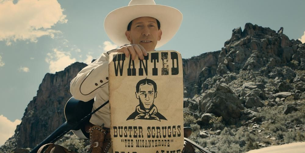 The Ballad of Buster Scruggs, Tim Blake Nelson