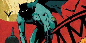 The Batman comic
