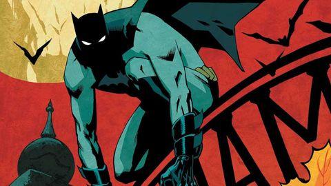 cual es el origen de batman