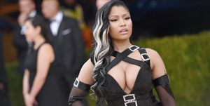 Nicki Minaj The Batman Catwoman