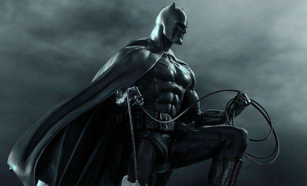 Robert Pattinson, encantado con su traje para 'The Batman'